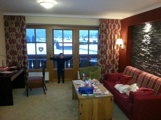 Hotel Sommer:                   salon
