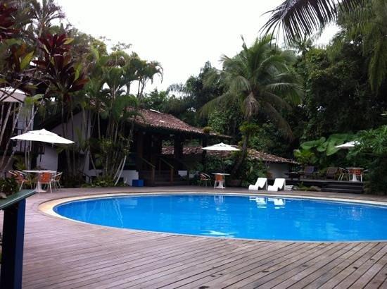 Hotel Aldeia de Sahy: área piscina