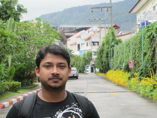 ป่าตอง รีสอร์ท:                   hotel premises