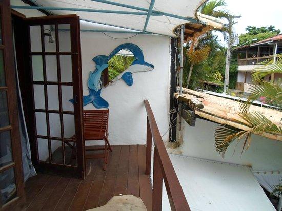 Chez Marine: Sacada