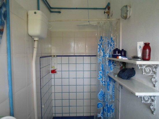 Chez Marine: Banheiro