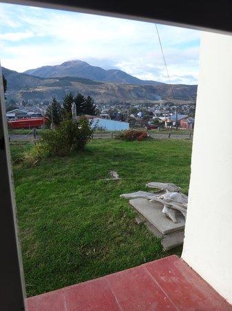 La Colina Hostel & Camping:                   Vista desde la Habitación