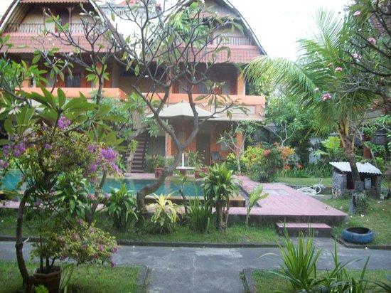 Troppo Zone Puri Rama Resort:                   view of pool