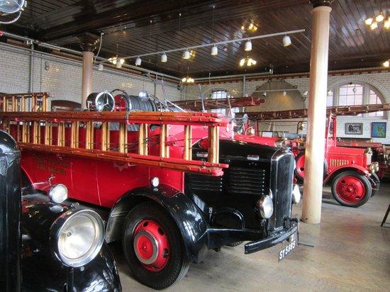 Lothian & Borders Fire & Rescue Service:                   Fire engines