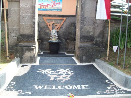 Troppo Zone Puri Rama Resort:                   entrance