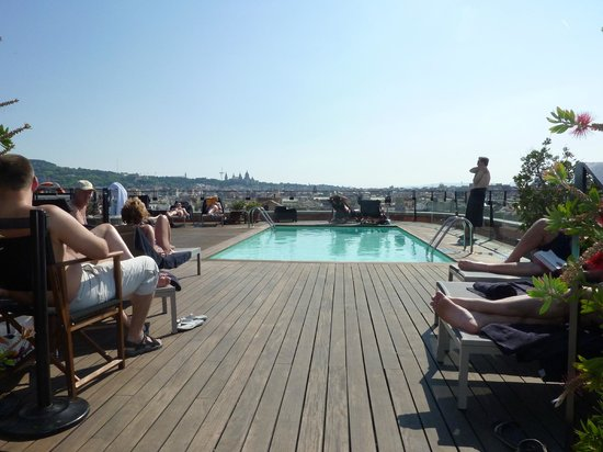 Hotel 1898:                   1898 roof top pool