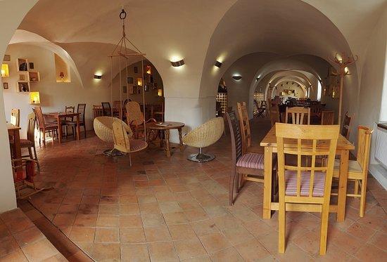 Cafe bar Nad Čertovkou
