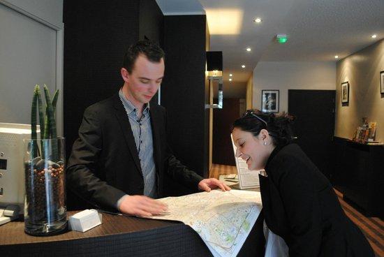 Le Victoria : Un accueil personnalisé