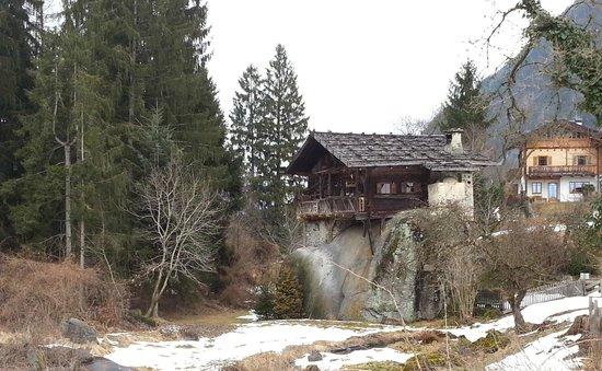 Hauserl am Stein