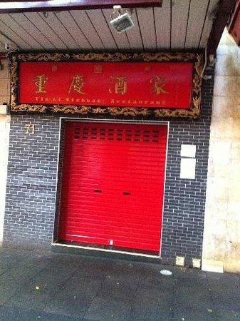 Yin Li Sichuan Restaurant