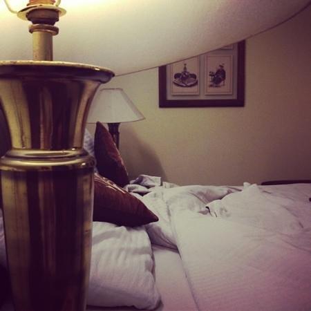 هوتل هاري بيوركو: room 306