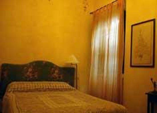 La Casa dei Carrai: camera Delia