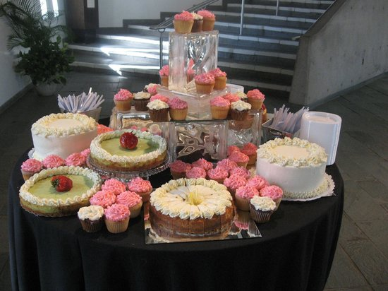 Kate's Sweet Indulgence Catering & Cafe: some samples of outside catering