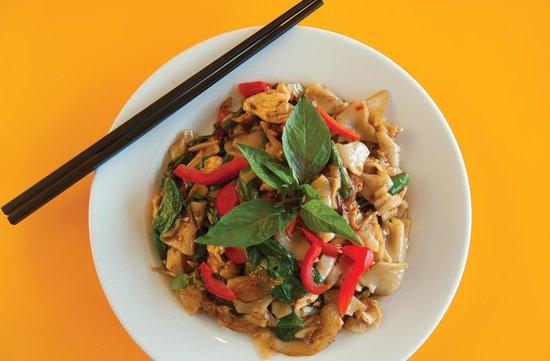 Thai Restaurant In Victoria Street Richmond