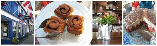 Kate's Sweet Indulgence Catering & Cafe: fresh treats made daily!