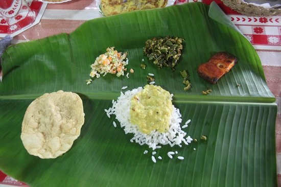 Thevercad Homestay:                   Bindu's food was the best we tasted on our journey around India.