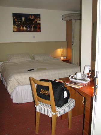 Bootham Gardens Guesthouse:                   Room