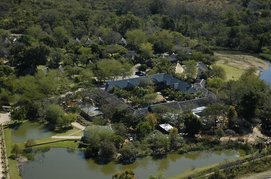 Hippo Hollow Country Estate: View from Top
