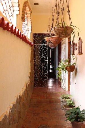 Casa Marla y Fernando:                   ingresso