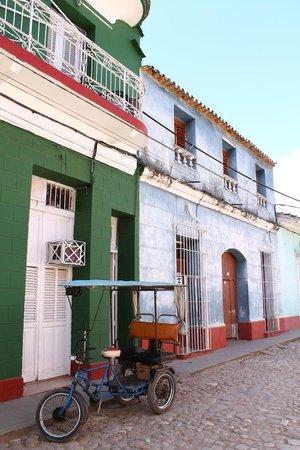 Casa Marla y Fernando:                   esterno