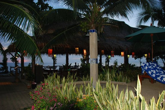 Dream Team Beach Resort:                   Restaurant, unfortunately with a very limited offer of dishes