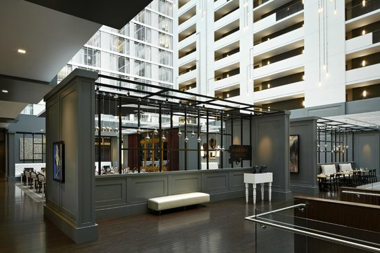 hilton columbus downtown updated 2018 prices hotel. Black Bedroom Furniture Sets. Home Design Ideas
