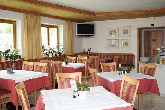 Sonnegghof: Die Orchideenstube - Der Speisesaal