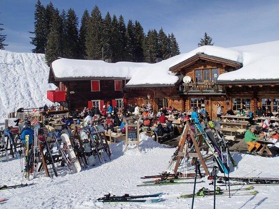 Davos Klosters Ski Resort