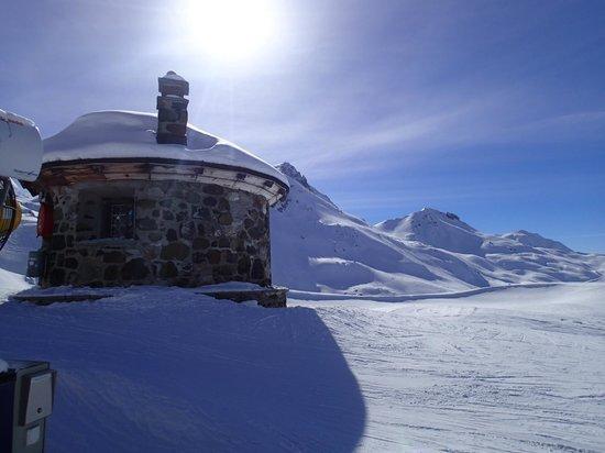 Davos Klosters Ski Resort:                   Look