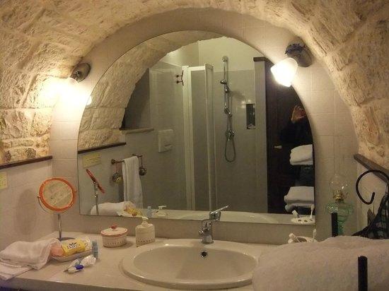 Miratrulli Suites:                   洗面所