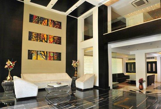 Hotel City Star: Hotel Interior