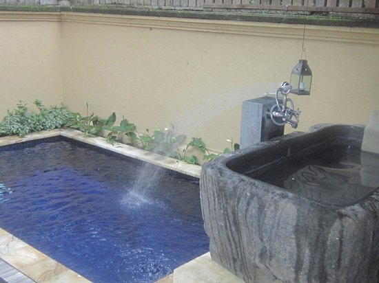 Komaneka at Tanggayuda:                   pool