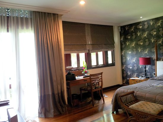Anugraha Boutique Hotel:                   Our room