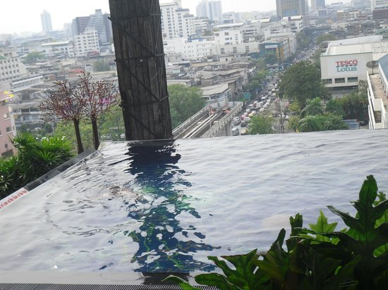 Siam@Siam Design Hotel Bangkok:                   Pool View
