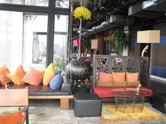 Siam@Siam Design Hotel Bangkok:                   Hotel interier