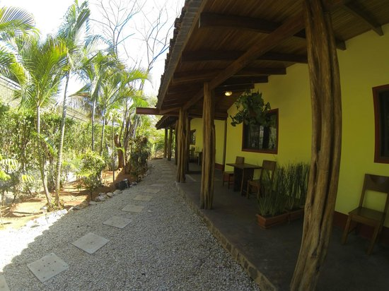 Indra Inn: Cabina Terrace