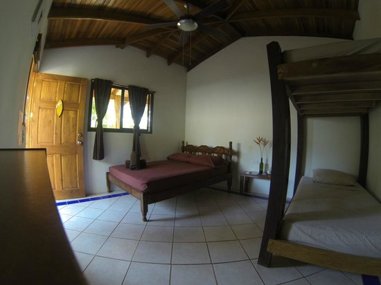Indra Inn: Earth Bedroom