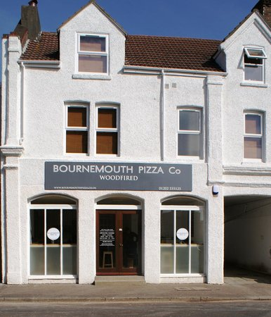 Bournemouth Pizza Co: Front 1