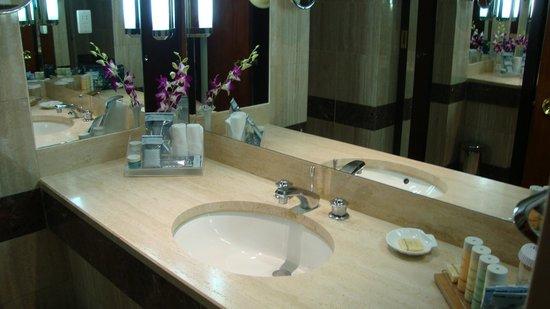 Radisson Blu Hotel, Dubai Deira Creek:                   Bathroom