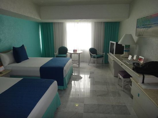 Park Royal Cancun:                   Quarto