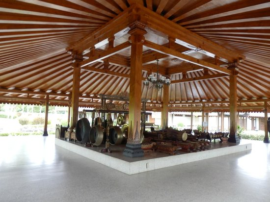 Museum Karmawibangga:                   Interesting collection of musical instruments
