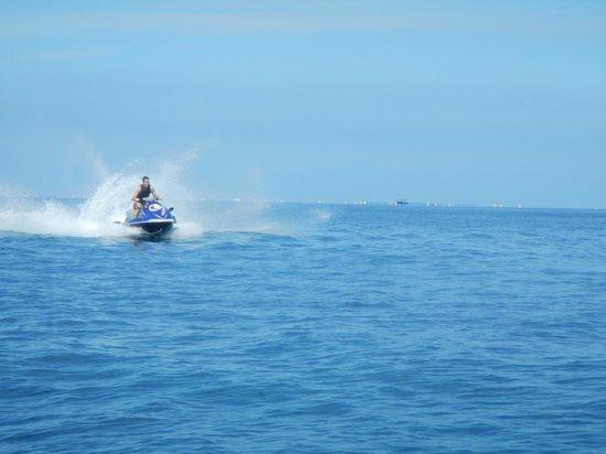 WaterWorld Malta: Jet Ski Safari