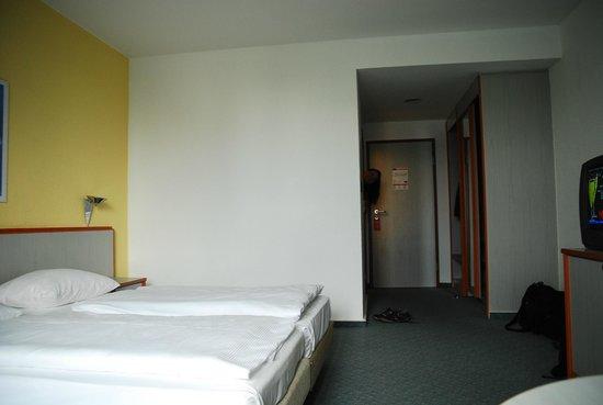 Holiday Inn Berlin City East: entrance