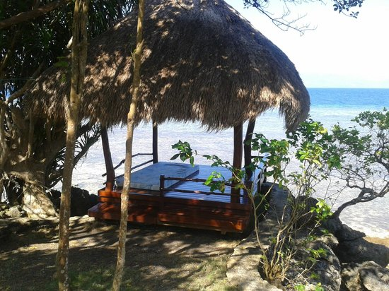 The Blue Orchid Resort:                   Beachhouse