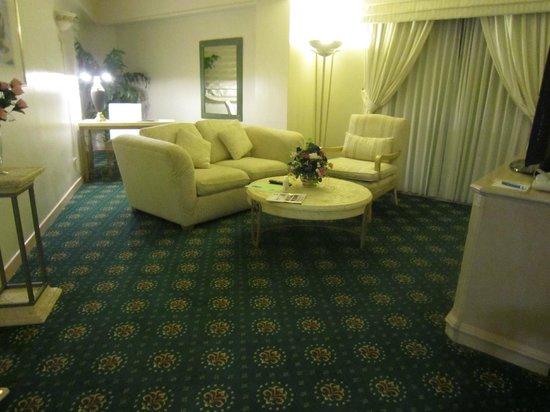 Palasia Hotel Palau:                   Junior Suite