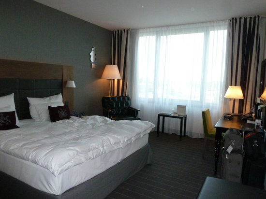 Mövenpick Hotel Stuttgart Airport: Executive room