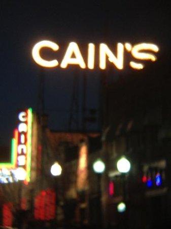 Cain's Ballroom: Cain's