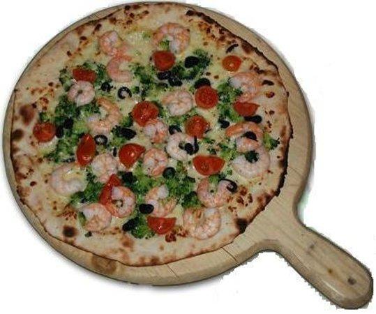 Ristorante Pizzeria Eulalia : pizza Mino
