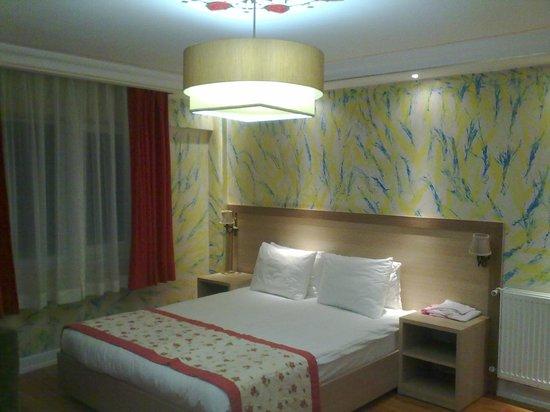 Hatay Hotel: camera matrimoniale