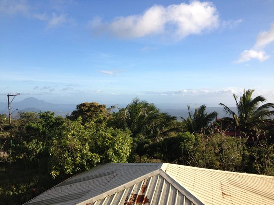 Belize Tagaytay Bed & Breakfast:                   View